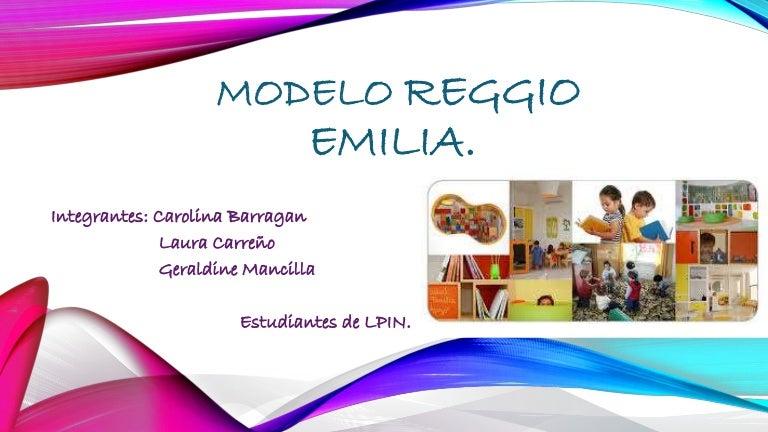 Abordagem Reggio Emilia - Colégio Reggio Emilia