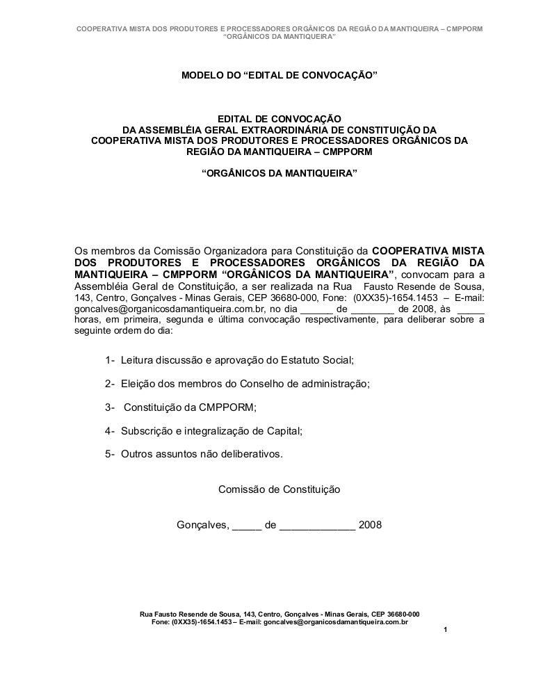 Ata De Escolha De Síndico Monografia Serviço