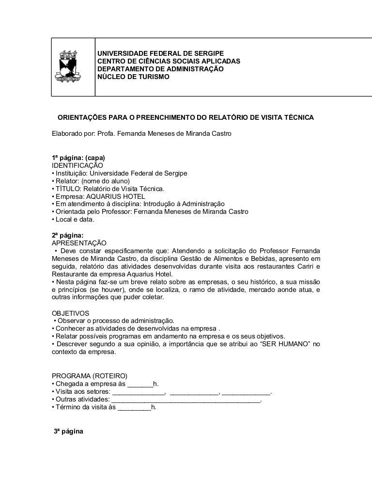 Roteiro Técnico Comercial Tcc October 2019 Ajuda