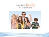 Modern family and present simple