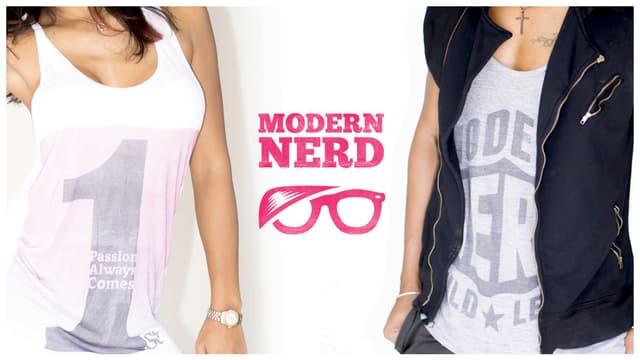 Modern Nerd Pitch Deck - Balind Sieber