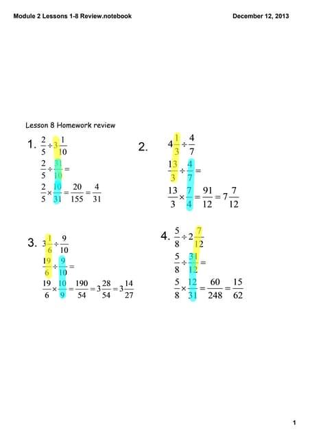 Lesson 1 8 quiz review