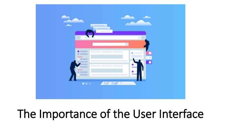 Module 1st User Interface Design 15cs832 Vtu