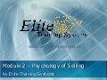 Module 2 - Psychology Of Selling
