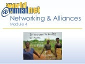 Module 4 - Networking and Alliances