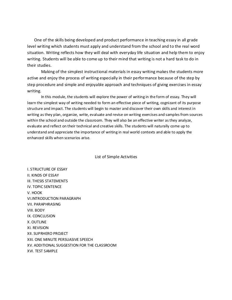 Mod G Essay Topic - image 7