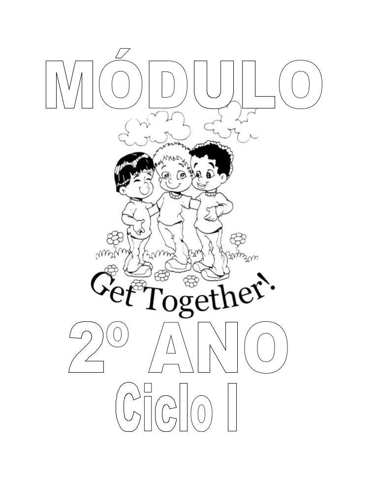 Modulo Get Together Do 2º Ano Ciclo I