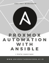 Modul One Day Workshop Proxmox Automation With Ansible