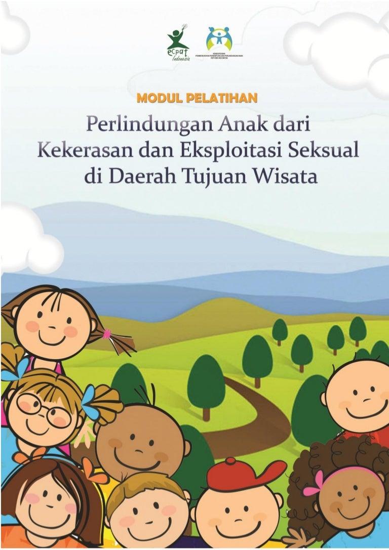 Modul Pelatihan Perlindungan Anak Dari Kekerasan Dan