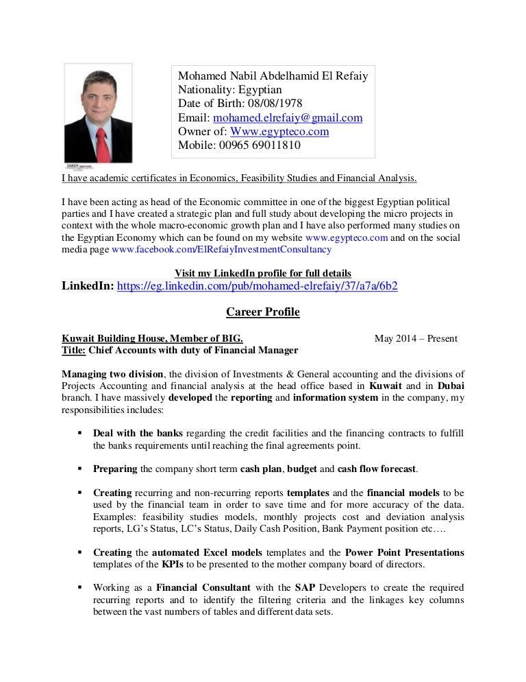 mohamed el refaiy cfa level 2 candidate pdf