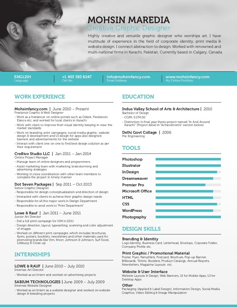 web designer resume - Vatoz.atozdevelopment.co