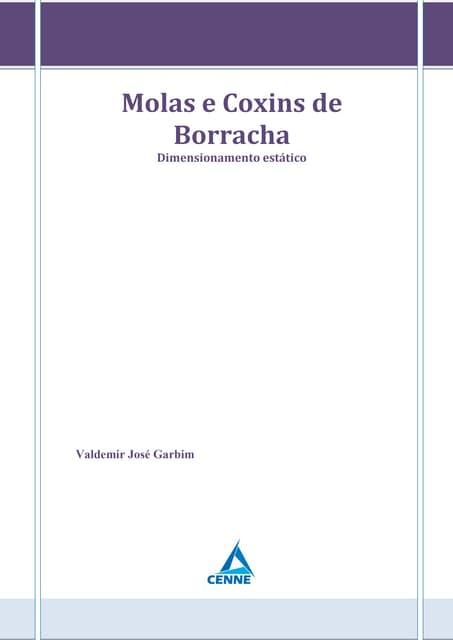 Molas coxins - Dimensionamento Estático