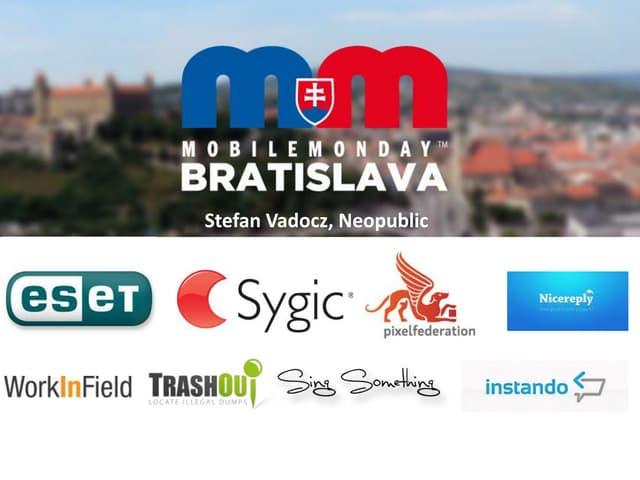 Mobilemonday Slovakia