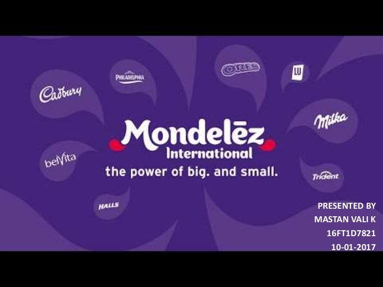 mondelez company profile