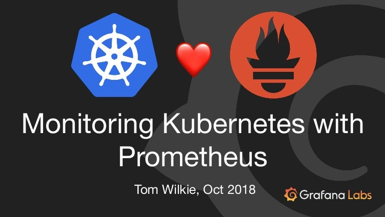 Monitoring Kubernetes with Prometheus Grafana Labs