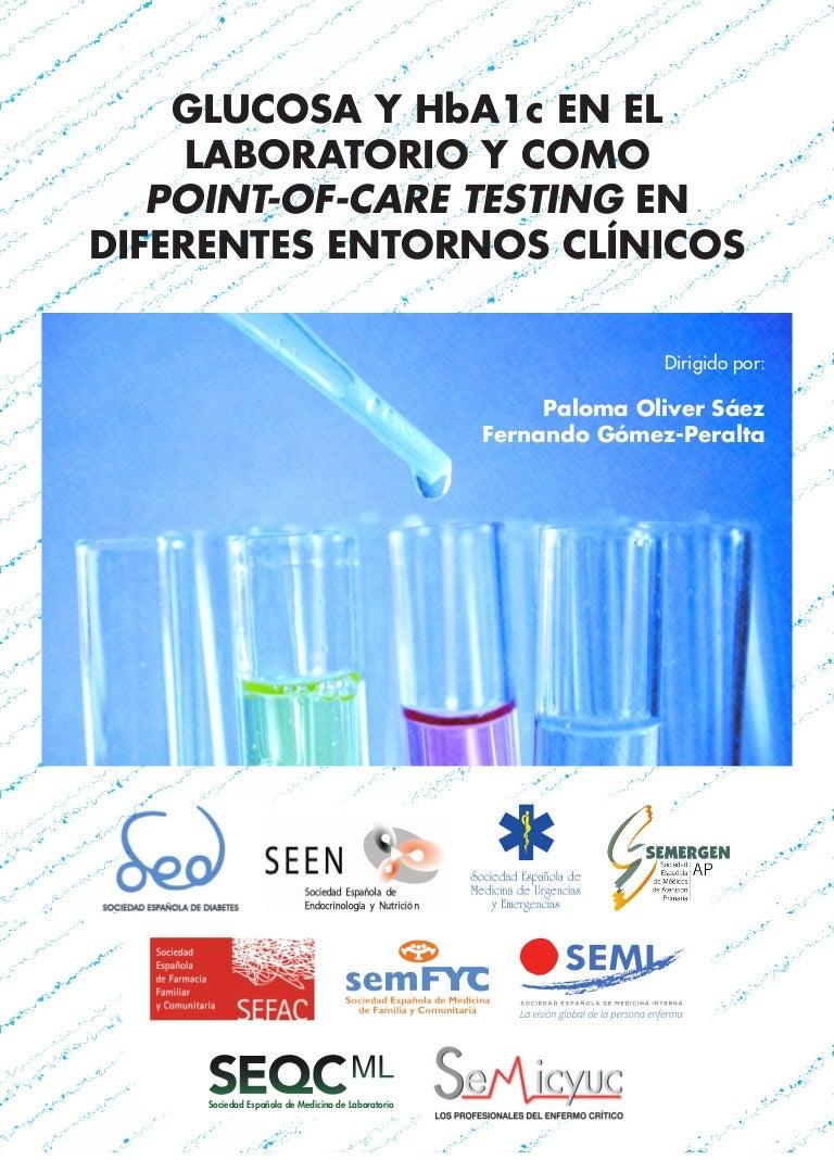 a1c para detección y diagnóstico de diabetes tipo 2 en la práctica clínica habitual