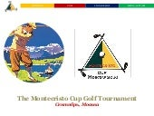 Montecristo golf cup. Project