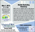 Montgomery County Mobile Marketing Workshop, May 1, 2013
