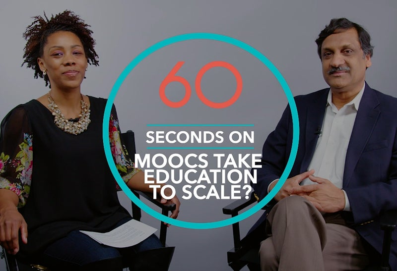 MOOCs Take Education to Scale