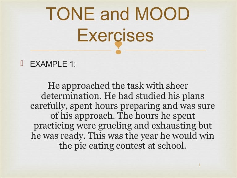 Mood And Tone Worksheet Free Worksheets Library | Download and ...