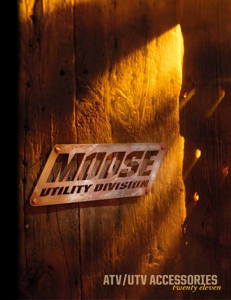 New Moose Can Am Outlander 800 XT Plow Mount 4501-0051