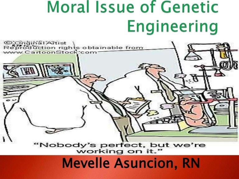 genetic engineering essay pdf