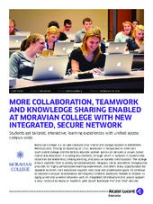 Collaboration, Teamwork & Knowledge Sharing Enabled At Movarian College