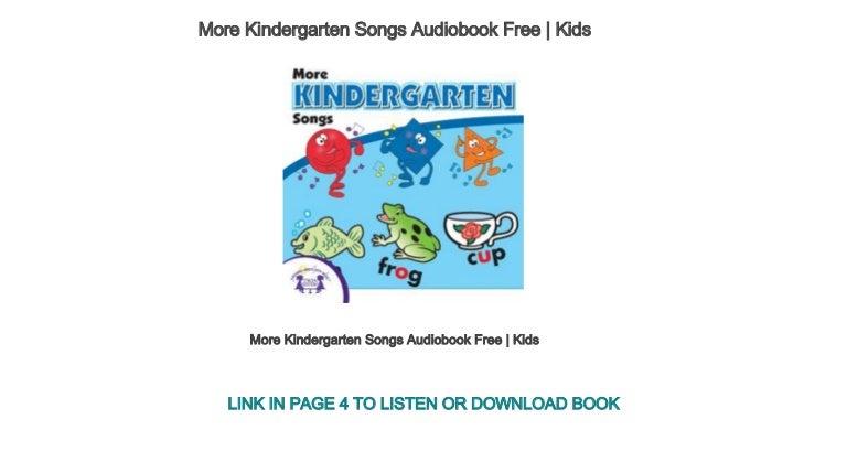 Best free and paid apps for kindergarten & prek – heidi songs.