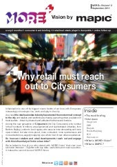 More Vision 2: Citysumers