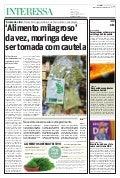 Jornal O Tempo - 12/07/18 - Moringa