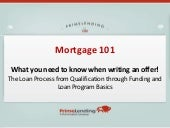 Mortgage 101: Everything You Need from Contract to Close