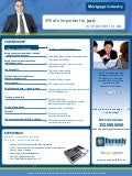 Mortgage Industry Flyer   Centers