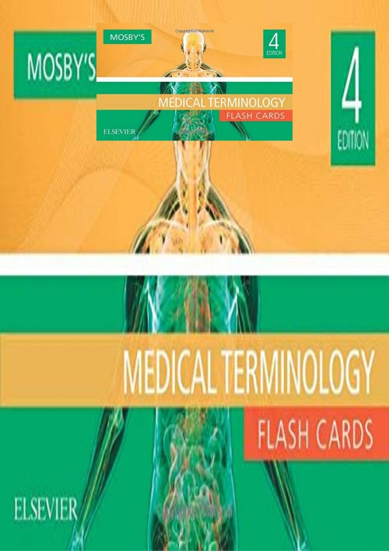 Free [PDF BOOK]⚡ Mosby's Medical Terminology Flash Cards