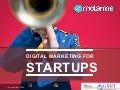 Motarme GMIT New Frontiers Digital Marketing for Startups 2014