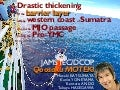 15A.5 Drastic Thickening of the Barrier Layer Off the Western Coast of Sumatra Due to the Madden Julian Oscillation Passage during the Pre-Years of the Maritime Continent Campaign