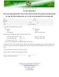 Mothernature vendor application