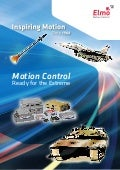 Elmo Motion Control product catalog for harsh environment