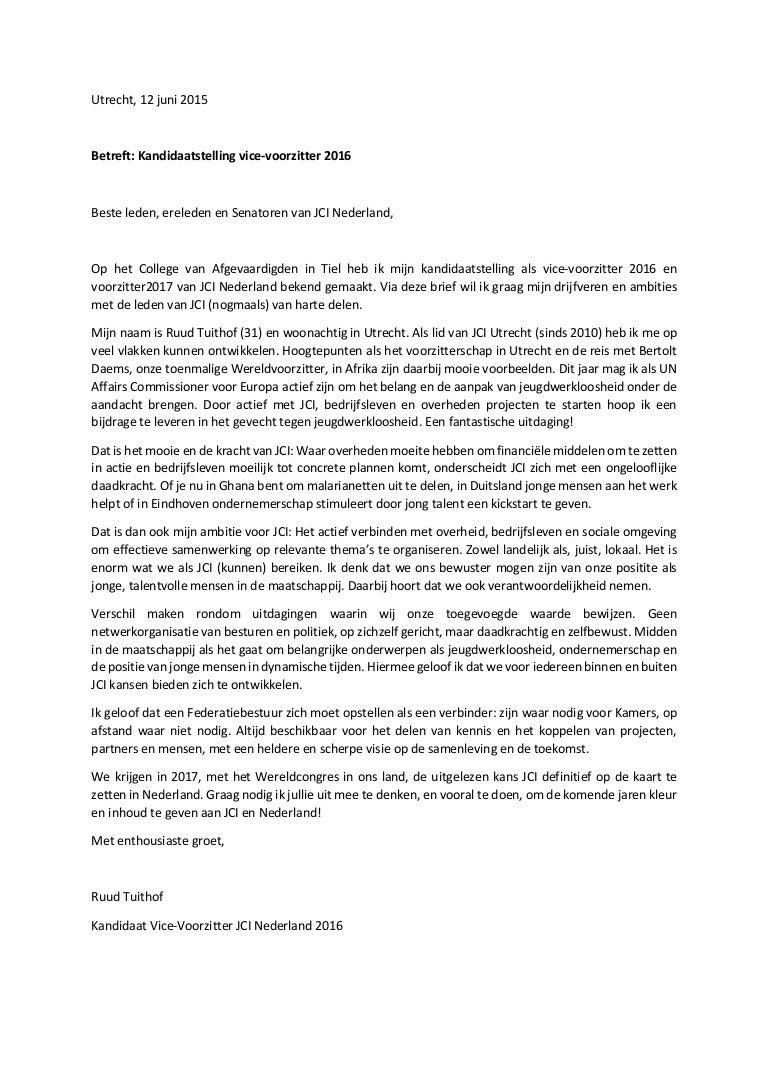 motivatiebrief overheid voorbeeld Motivatiebrief jci nederland_ruud_tuithof motivatiebrief overheid voorbeeld