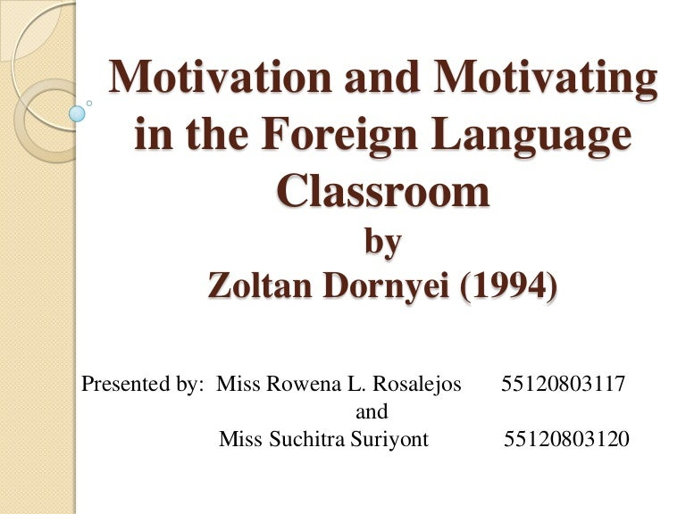 motivational strategies in language classroom anang - 768×576