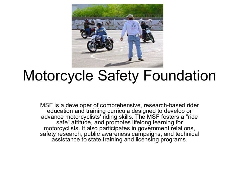 7 most important motorcycle safety tips. Pdf powerpoint.