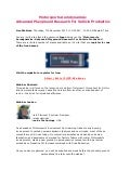 Motorsports Aerodynamics - Live Webinar: Thursday, 7th November 2013 | 10:30 AM - 11:30 AM Eastern Time