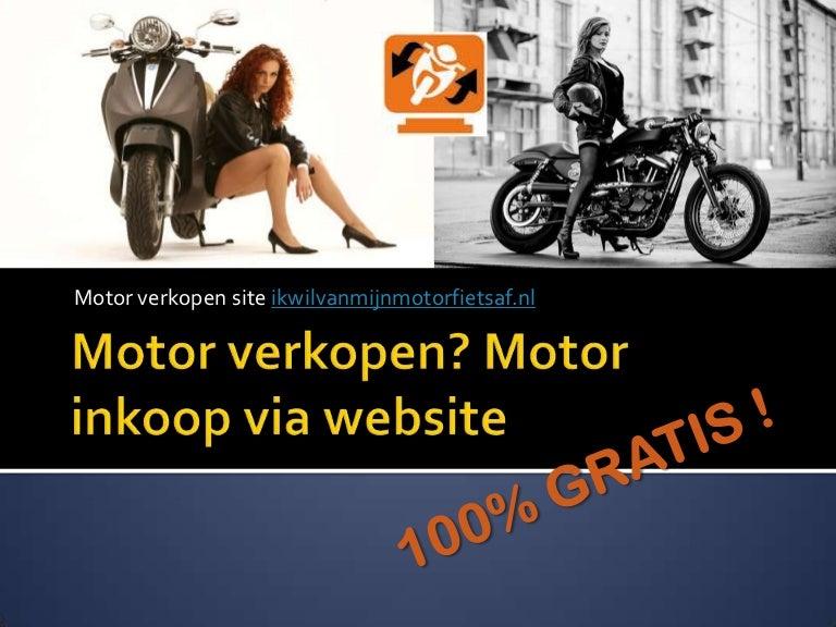 motor verkopen gratis