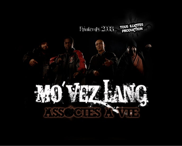 album movez lang associes a vie