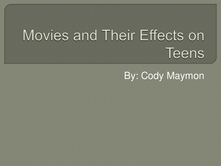 effects of cinema on youth essay The following paragraphs will talk about the three main the negative effects of social media plays on youth tighten on this essay on social media.