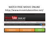 movietube online