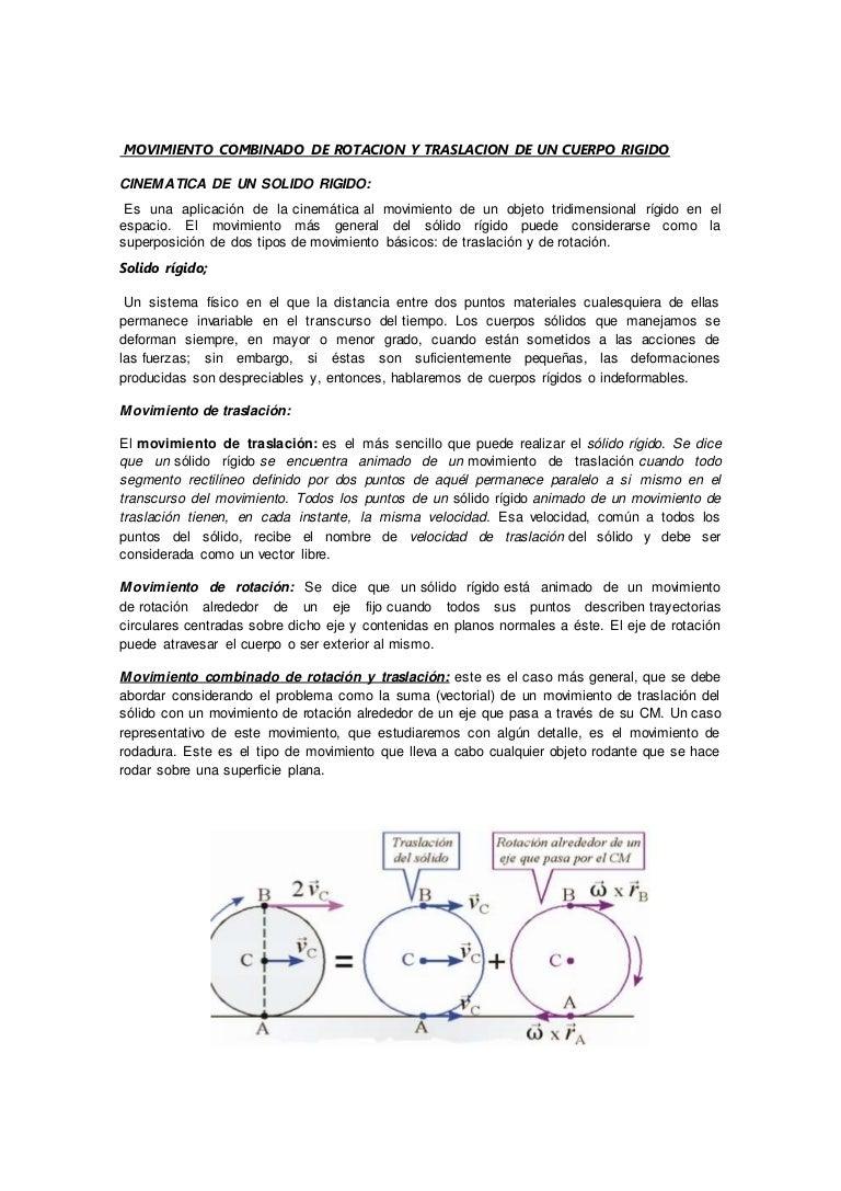 Movimiento combinado-de-rotacion-y-traslacion-de-un-cuerpo-rigido