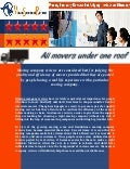 Moving Company Reviews For Judging The Movers Efficiency