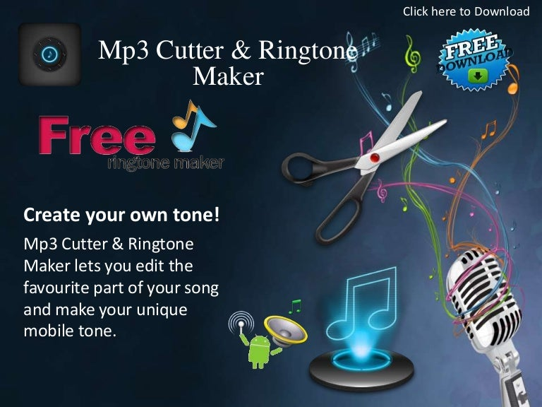 ringtone cutter download mp3