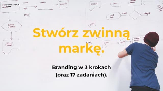 Lean Branding - zwinna marka w 3 krokach