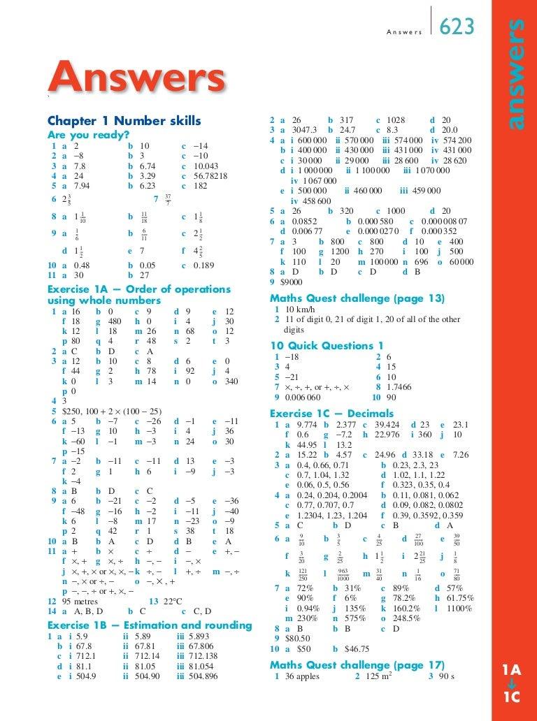 Glencoe Precalculus Worksheet Answers